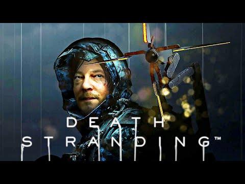 Death Stranding ► Конец света в конце света ► Прохождение 17 [сложность ВЫСОКАЯ]