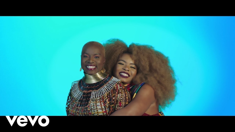 Yemi Alade Angelique Kidjo Shekere Official Video