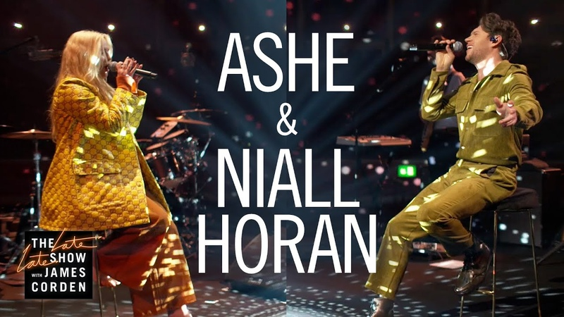 Ashe ft Niall Horan Moral of the Story