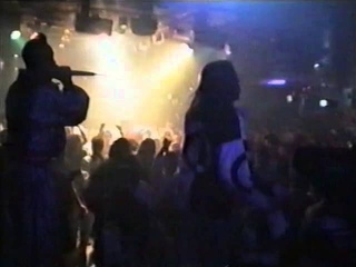 The Prodigy - live  april 27 1991 - UK, Stoke, Shellys, Amnesia House