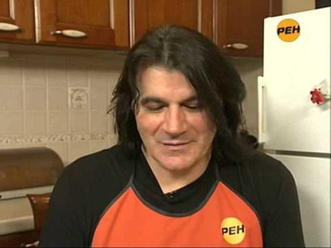 Вячеслав Ольховский в передаче Званый ужин РЕН ТВ.