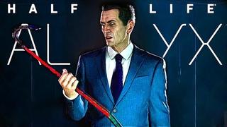 HALF LIFE ALYX All Cutscenes Full Movie (2020) HD