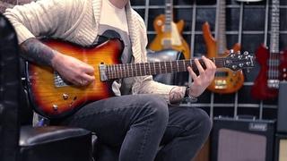 Framus Renegade Custom II Услышать за 60 секунд.