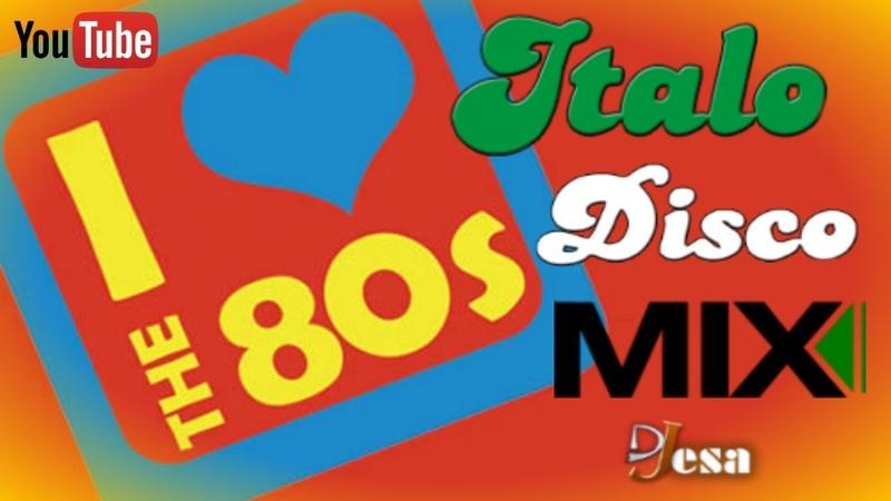 ITALO DISCO 80's Golden Oldies Disco Megamix of the 80s Disco Dance Music