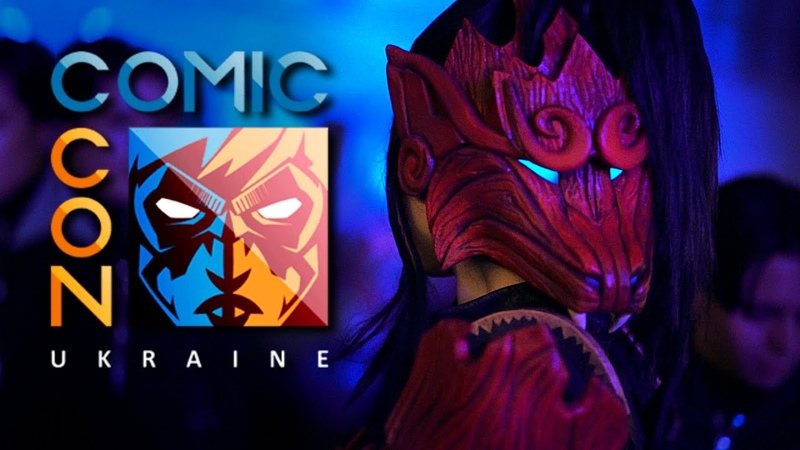Comic Con Ukraine - cosplay video 2019   часть вторая   WISE BLOG