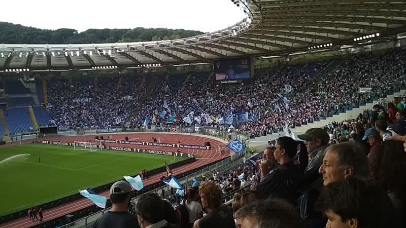Стадио Олимпико представляем составы