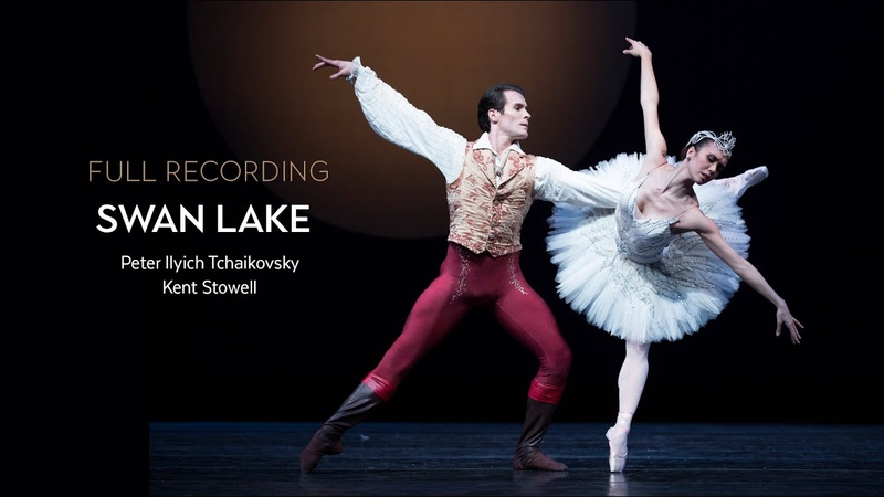 Kent Stowell's Swan Lake Free Full Recording Pacific Northwest Ballet