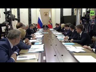 Путин о прививках
