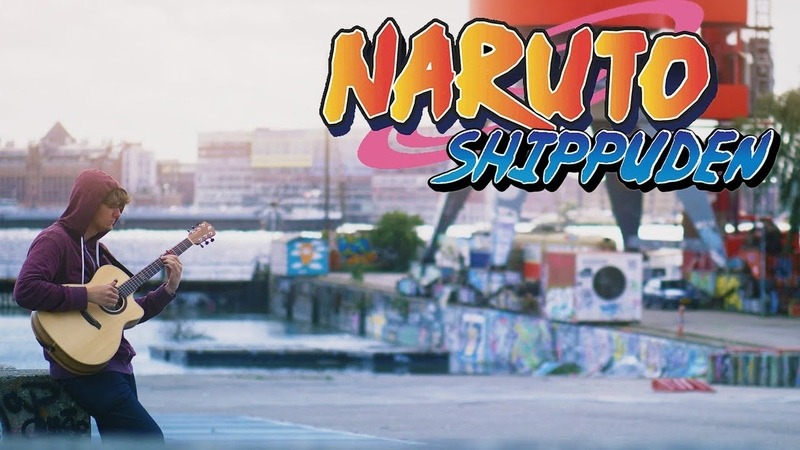 BLUE BIRD Naruto Shippuden Opening 3 ナルト疾風伝 Fingerstyle Guitar Cover