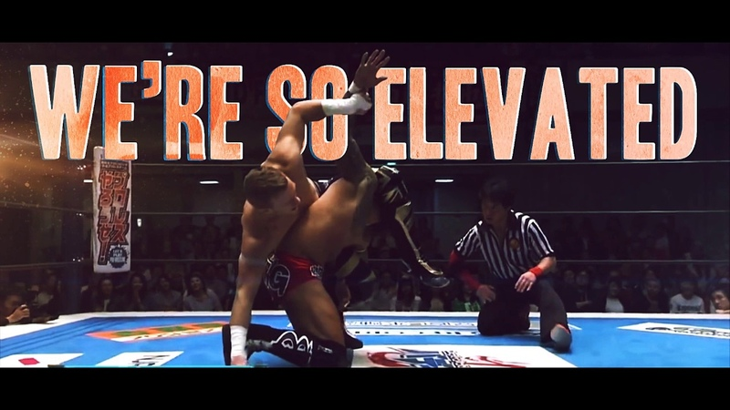 It Lives It Breathes Elevated Official Will Ospreay Entrance Theme