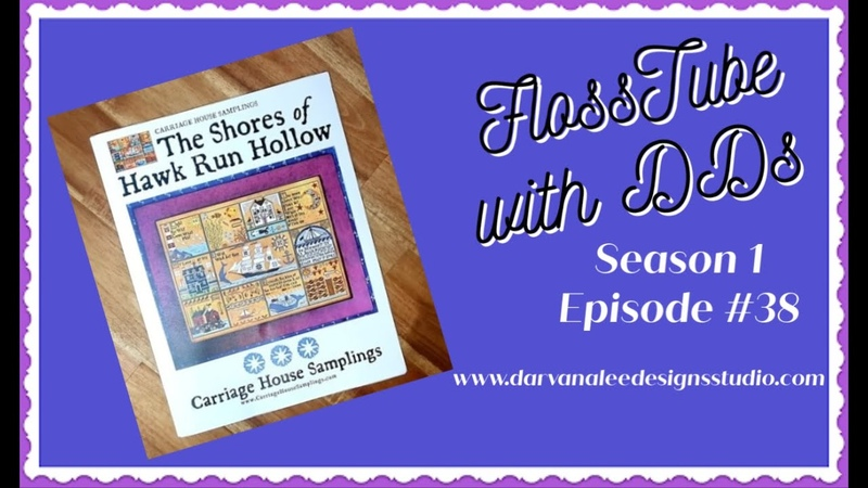 DDs FlossTube with Nicole Reed Season 1 Episode 38 All the SALs