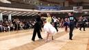 Kurvatov Kirill Revel-Muroz Alexandra, RUS cha cha cha | GOC Junior II 10 dances