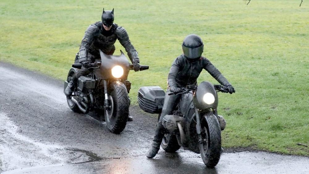 В новом фильме о Бэтмэне будут мотоциклы