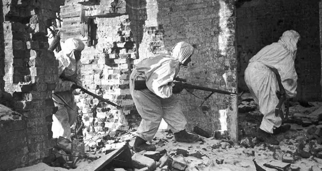 Советские снайперы