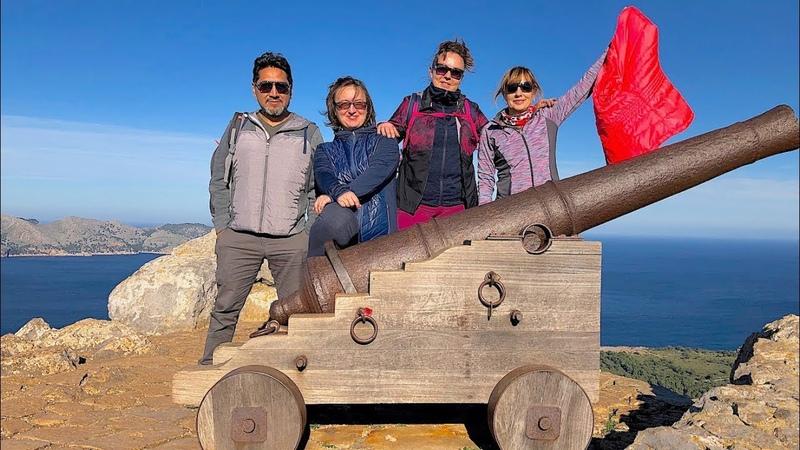 Trekking Penyal Rotja Mallorca