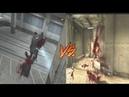 Max Payne 1 Katana mod VS Max Payne 2 Kung Fu Evolution mod Combat Killing demonstration
