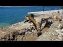 """Projekti """"Lungomare 2"""", Kryebashkiaku Leli: Ritëm i kënaqshëm punimesh"""