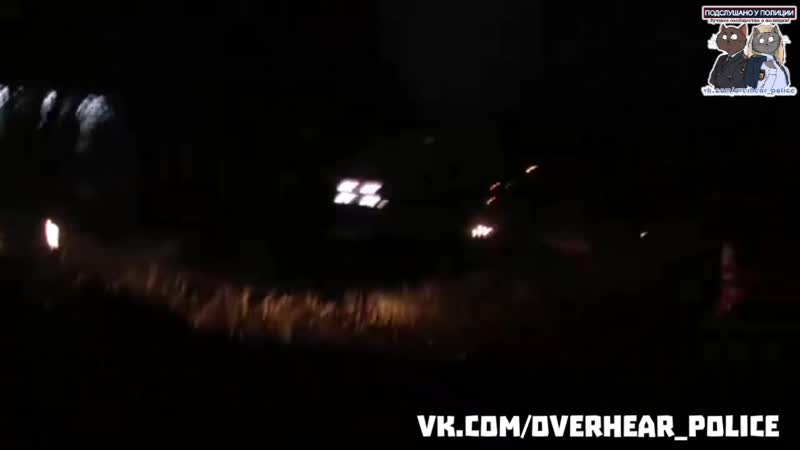 Омич угнал машину и сбил ее хозяйку в прямом эфире полицейской программы