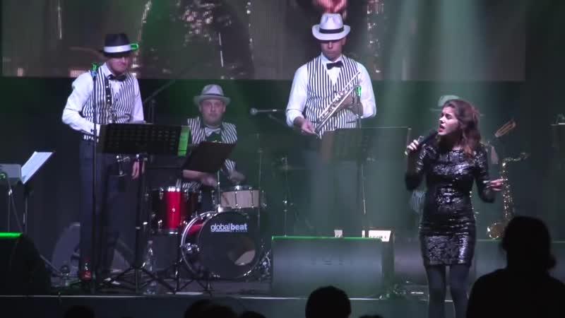 Csobot Adél Berki Tamás és a Happy Dixieland Band