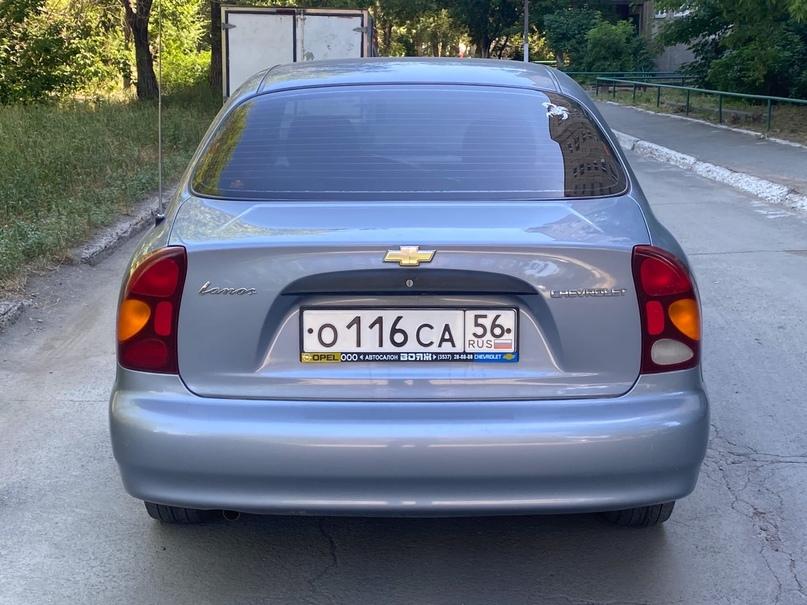 Купить Chevrolet Lanos 2008г.в  Отличное внешнее   Объявления Орска и Новотроицка №6227