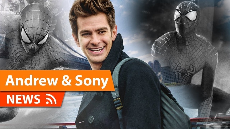 SONY interested in Andrew Garfield Coming Back - Sony's Spider-Man Venom Future