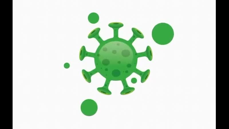 How to make a CoronoVirus tutorial in Illustrator
