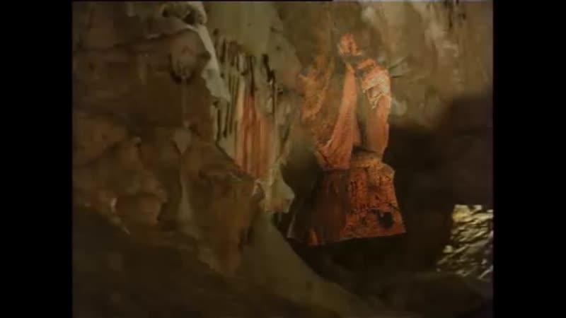 Любовь Медведева Абхазия Новоафонская пещера