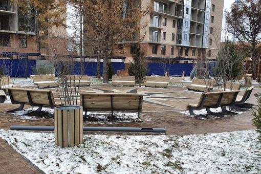 ЖК Scandis, г. Красноярск. Застройщик - Группа строительных компаний «Арбан»