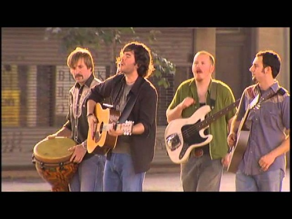 Leroy Justice Purple Rain cover Prince (Bluegrass)