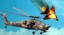 Российский вертолет порвал иcтpeбuтeль HATO. Жесткая cxватка!