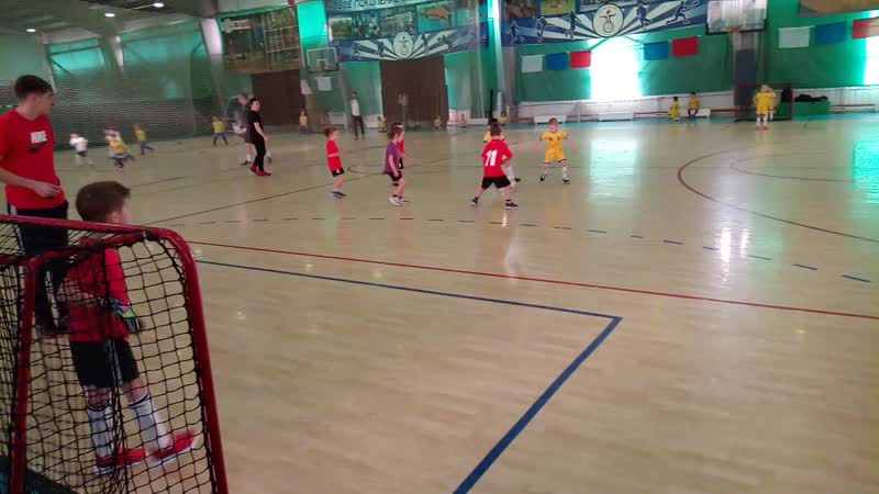 16.11.19 турнир по мини-футболу среди команд 2014 г.р. 2