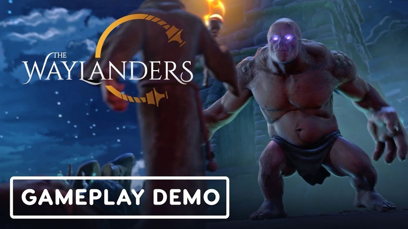 How The Waylanders Was Inspired By Dragon Age and Baldur's Gate - Gamescom 2019