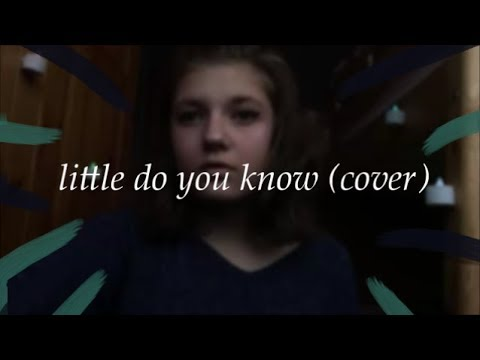 Little do you know alex and sierra cover ¦ amyukulele