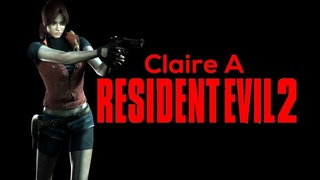 Resident Evil 2 Claire Redfield part 4