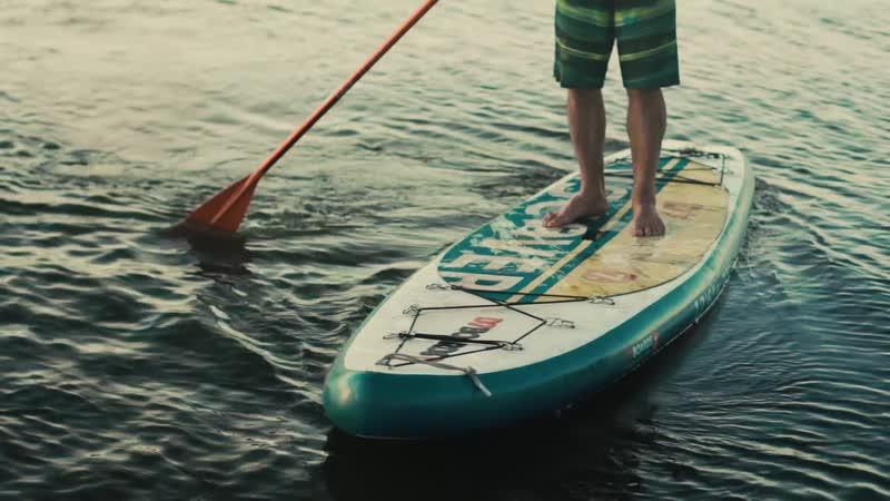 Философия САП-серфинга. Видео для клуба САПТАПЫЧ