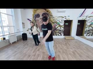 Максим и Ксюша| HIP HOP routine