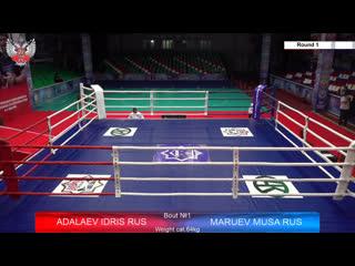 The XI Inyernational boxing tournament Ahmat-Hadji Kadirov Memorial 2019 Grozniy Day 3