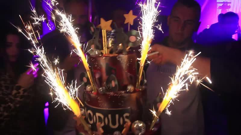 Отмечаем День рождения клуба Модус 🔥