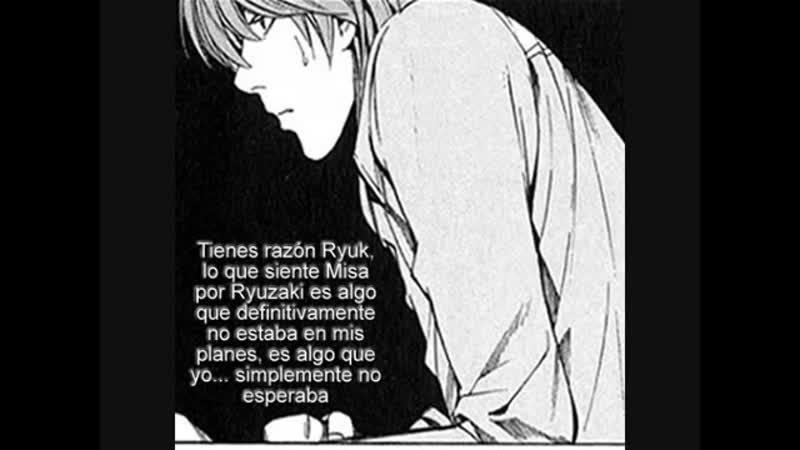 Fanfic Death Note confesiones por Iriku michelle parte 22