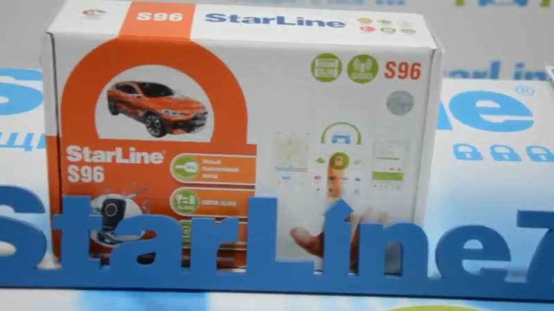 Обзор StarLine S96 2CAN 2LIN BT GSM