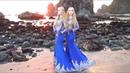 LIGHT ELVES Ljósálfar Original Song Harp Twins Camille and Kennerly