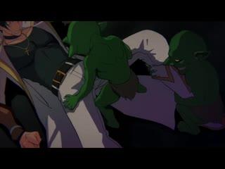 Goblin cave animated gay sex