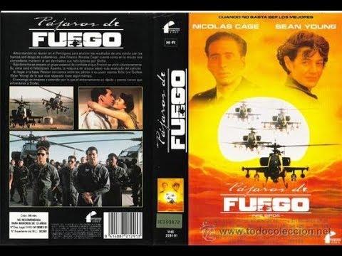 Cine Accion Pajaros de fuego **1990**