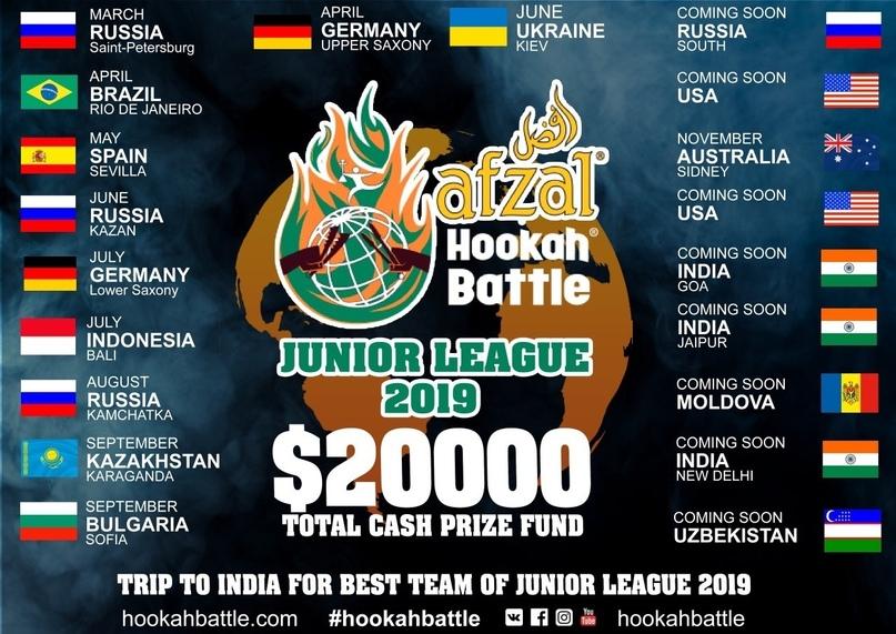 Топовые фото от победителей Hookah Battle в 2019 году, изображение №2