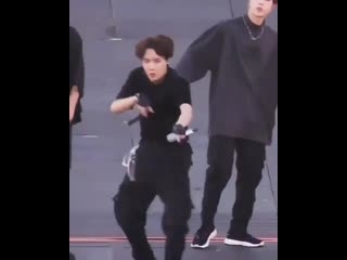 No one is doing it like jung hoseok