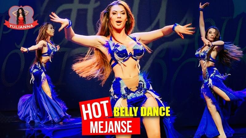 Belly Dance Mejanse - Yulianna Oriental Belly Dancer Mejance