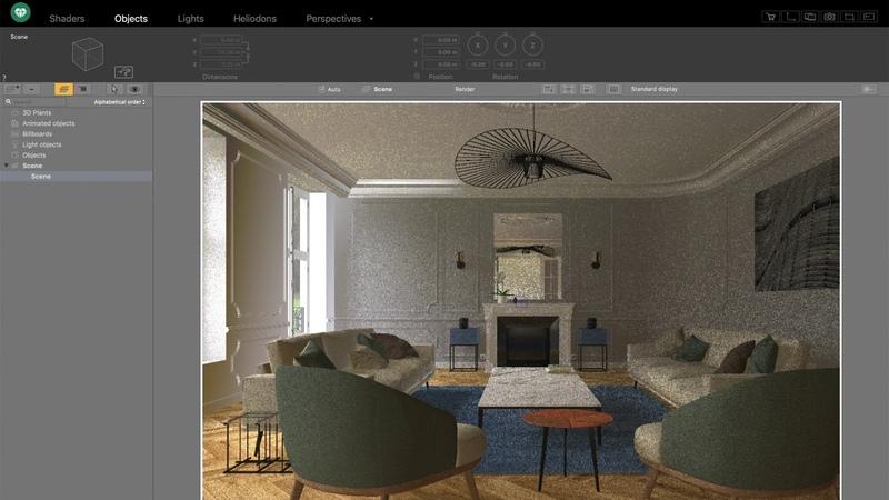 Artlantis Rendering Expert Series Interior 1
