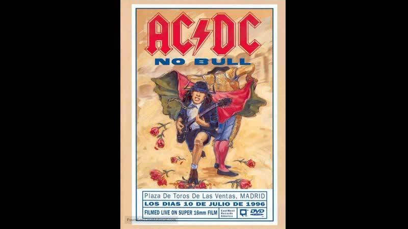 AC/DC No Bull Madrid 1996 - Full Concert part 4