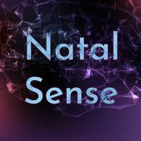 Логотип Natal Sense / Астропсихология