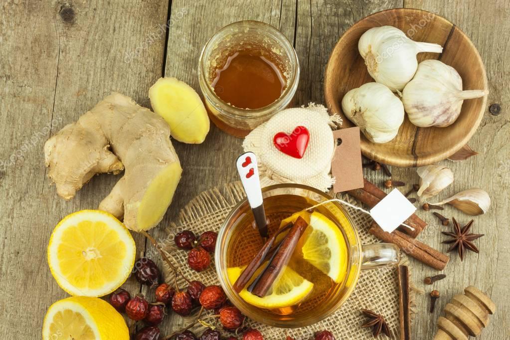 Очищение сосудов лимоном чесноком и медом рецепты
